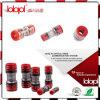 Em linha reta da fibra óptica/conetor Microduct do redutor/tampão de extremidade