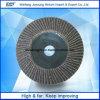 金属のために磨くプラスチック裏付けが付いているジルコニウム酸化物の折り返しのディスク