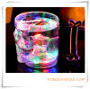 2015 Cor Mudança Promocional LED Cup Colorful Pub Party Carnival LED piscando copos 285ml colorido LED Flash Cup (DC24021)