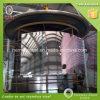 Зеркало заднего вида цвета титана на спицах зубчатых шкивов лист из нержавеющей стали для архитектурной оболочка