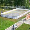 Пластиковые панели съемки из полиэтилена HDPE/PE хоккей подготовки кадров при съемке блока