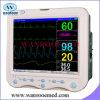 Monitor de Paciente portátil com vários idiomas