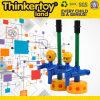 Nuevo diseño de coche ABS Creative coloridos Bloques de construcción de juguetes los niños