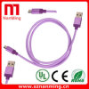 USB Cable di 3ft High Speed Nylon Braid Micro per Smart Phone