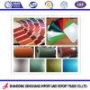 Colorida Prepainted PPGI bobinas de acero galvanizado para la construcción