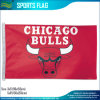 Équipe officielle 3 drapeau de basket-ball des Chicago Bulls NBA de ' X 5 '