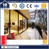 Porte-terrasse coulissante en aluminium de qualité USA pour la villa