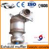 Auto-Katalysator des Edelstahl-409L von der China-Fabrik