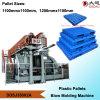 Chaîne de production des palettes en plastique
