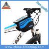 Saco personalizado da bicicleta da sela do curso do Pannier do frame de Outddoor