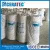 Forro da fornalha material de isolamento de manta de fibra cerâmica