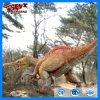 Parque temático de mundo de dinosaurios mecánicos decoración dinosaurio Velociraptor