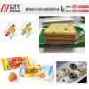 Drehkissen-Verpackmaschine für Plätzchen-Biskuite /Cooky /Cracker
