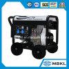3kw Diesel van de Looppas van de Generator van de macht Oude Generator voor het Gebruik van het Huis met 4 Wielen