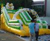 Riesiges aufblasbares kundenspezifische aufblasbare Wasser-Plättchen des Plättchen-8*5*5m nettes Thema für Bonth Kind und Erwachsenen