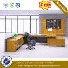 メラミンによって薄板にされるMDFの支配人室の机(HX-8NE022C)