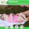 防水低刺激性の赤ん坊の防水まぐさ桶は有機性綿の不節制のパッドにパッドを入れる