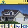 Isolação térmica Prefab da casa de campo da construção de aço para o padrão do Ce do ISO da área fria