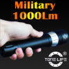 Tonelife Tl2101 Aluminium Dive Lamp Underwater LED Flashlight mit 10 Angle Spot Beam Ipx8 150m Waterproof Backup Light