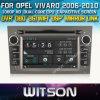 Witson Auto Radio GPS para Opel Vivaro (W2-D8828L)