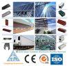 Coutume professionnelle toutes sortes de profil en aluminium d'extrusion en Chine