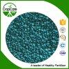 Apropriado granulado do fertilizante de NPK 18-9-18 para o vegetal