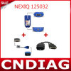 Nexiq 125032 Plus PN 448013 Obdii Adapter Plus PN 444009 J1962 per Gmc Truck W/Cat Engine