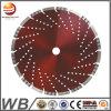 La circular de fines generales del disco del corte del diamante del laser vio la lámina