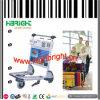 荷物手の壊れ目空港荷物のカート