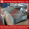 Tôle d'acier ondulée pour l'acier de matériau de construction