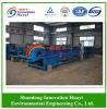 Filtre-presse de asséchage de courroie de vide de machine de cambouis