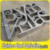 レーザーの切口カラーは文字の印を広告する304ステンレス鋼に塗った