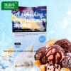 Production d'usine de poudre de crème glacée douce avec une taille d'emballage différente