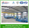 Máquina de desidratação de lamas para a Secretaria Municipal de Tratamento de Efluente Industrial