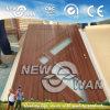 Porte en bois intérieure de PVC de forces de défense principale de la plus défunte conception (NPD-168)