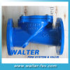 Flap di gomma Check Valve per Water