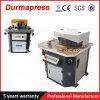 Machine de découpage réglable de entaille hydraulique de cornière de la machine 6*220