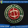 Изготовленный на заказ мягкий Pin отворотом металла эмали для подарка