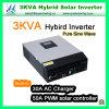 3kVA Omschakelaar van de Macht van de Golf van de Sinus van de Omschakelaar van het Controlemechanisme PWM van 2400W de Zonne Hybride Zuivere