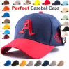 Gorras de béisbol, 2014 Nuevo Diseño Gorra de béisbol , Gorras Regalos Promoción