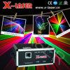 Cni 6W RGB Полноцветный лазерный луч Анимация аналоговой модуляции