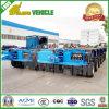 Multi-Eje de máquina pesada maquinaria de transporte Remolque