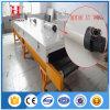 Pantalla de la máquina de impresión secador de túnel tela de la impresión de la camiseta