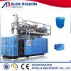 Machine de moulage de coup en plastique de réservoir