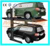 Matériel de stationnement de 2 véhicules de fléaux