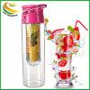 750ml BPA는 과일 주스를 위한 Tritan Infuser 물병을 해방한다