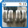Haute qualité X46Cr13 Muzl600 Bague en acier inoxydable die die presse à granulés/Muzl600