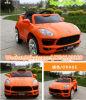 Vorbildliche Kind-Fahrt auf elektrisches batteriebetriebenes Spielzeug-Auto