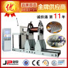 Grande machine de équilibrage de turbine à vapeur de rotor de turbine