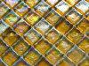 Il Lass fissa il prezzo delle mattonelle di mosaico per l'autoadesivo della parete della stanza da bagno della piastrellatura di pavimento